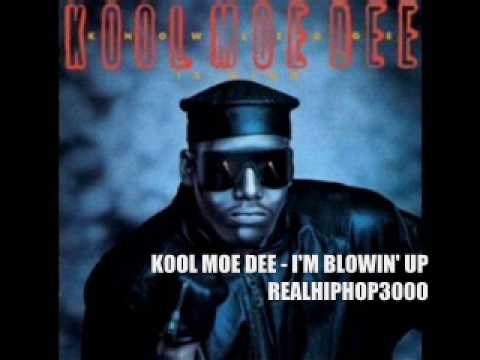 Kool Moe Dee - I'm Blowin' Up (Hip Hop / Hiphop / Rap) Treacherous Three