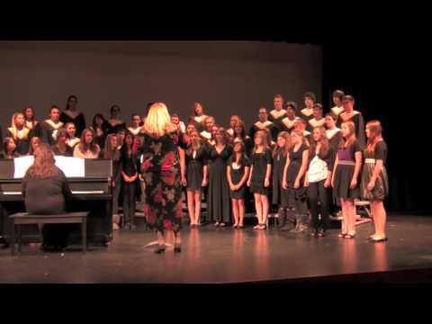 Pine Valley MIddle School Puma Choir and California High School Concert Choir - Winter Concert 2011