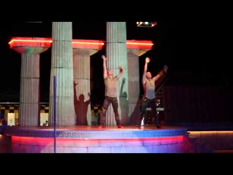 999 Hand to hand act by Ruslan & Valeriy
