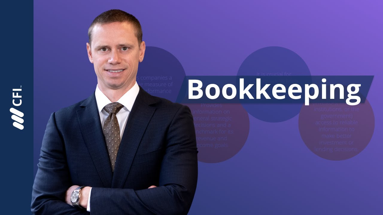 Bookkeeping Definition Types And Importance Of Bookkeeping