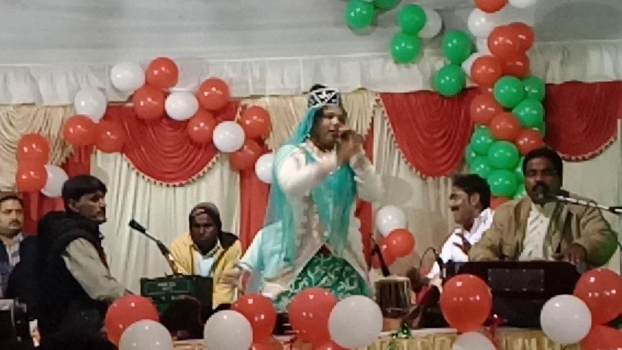 Dama Dam Mast Qalandar At Malang Shah Baba Hallaur Youtube