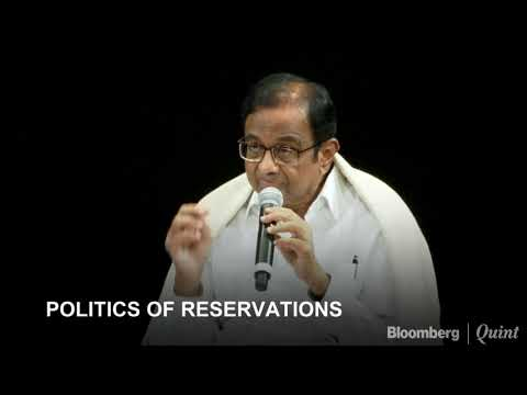 """Fear Rules India"" Says P Chidambaram"
