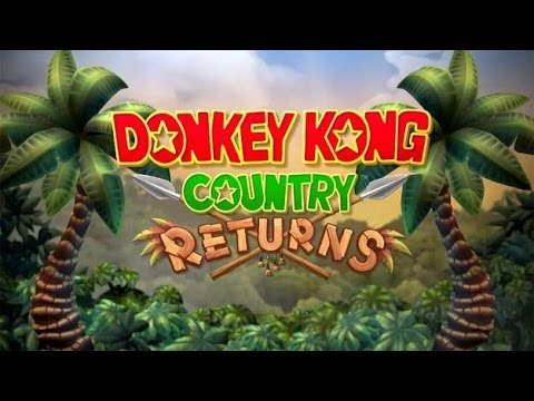 Donkey Kong Country Returns Review (Wii)