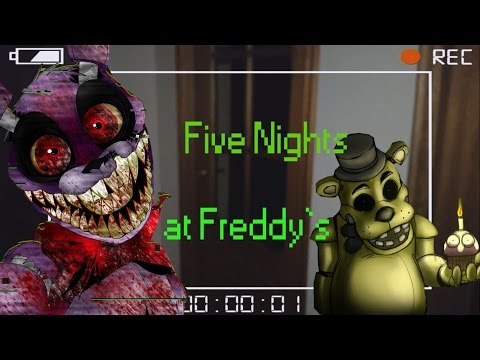 Скачать картинки five nights at freddy 2