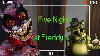 Five Nights At Freddy`s в Реальной жизни / in Real life (Крутой монтаж). Л