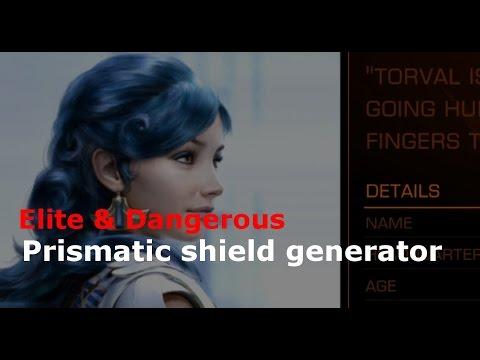 elite dangerous shield generator