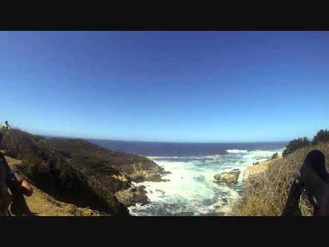 Laz Dani CCC  2013 Monterey to Big Sur