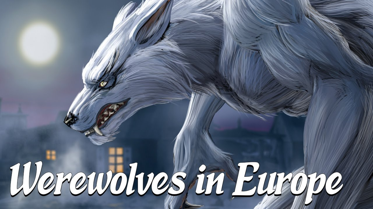 The Dark History of Werewolves in Europe (Occult History Explained)