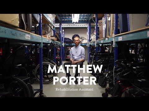 In the Spotlight: Matt Porter
