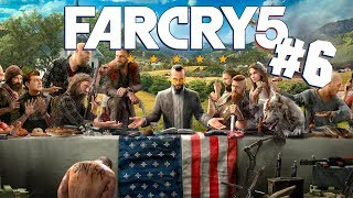 СКВОЗЬ ЖАР И ПЛАМЯ ● Far Cry 5 #6
