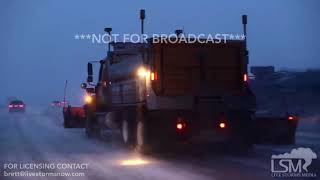 Download Video 01-14-2018 Rapid City, South Dakota - Heavy Snow Accidents Slide-Offs MP3 3GP MP4