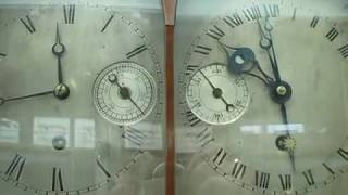Repeat youtube video Clockwatching - a day watching clocks at the Science Museum, London
