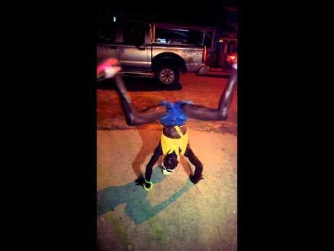 Guyana girl is crazy