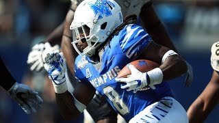 THE MOST EXPLOSIVE RUNNING BACK IN THE COUNTRY || Darrell Henderson Memphis Highlights ᴴᴰ