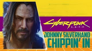 Cyberpunk 2077 Johnny Silverhand, Samurai & Chippin' In Lore Explained