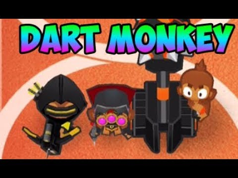 Bloons TD 6 - BEST DART MONKEY GUIDE EVER