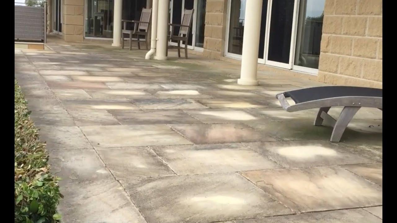 how to clean outdoor slate tiles  renew pool rock paving acid  u0026 pressure washing
