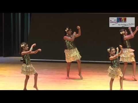 Dance Performance : Chittiyan Kaliyan : Sampada's Dance Studio Singapore