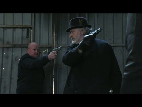 EastEnders - Aidan Maguire Vs. Phil Mitchell & Vincent Hubbard (2nd January 2018)