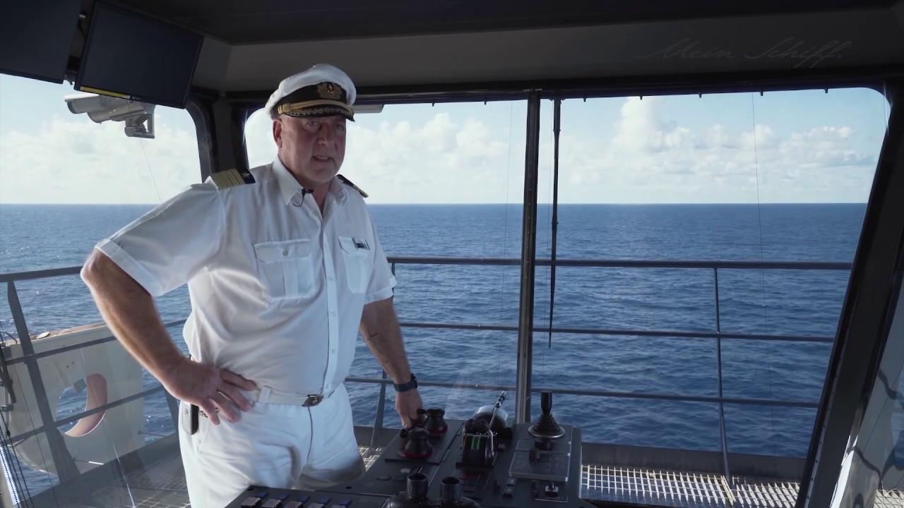 Bordleben in außergewöhnlichen Zeiten: Interview mit Kapitän Greulich