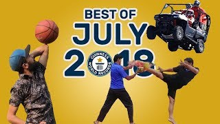 Best of July 2018 - Guinness World Records