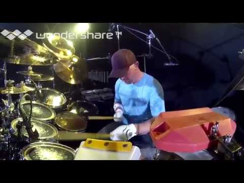 "The Dave Matws Tribute Band ""Dreaming Tree"" TWO STEP Drum Solo"