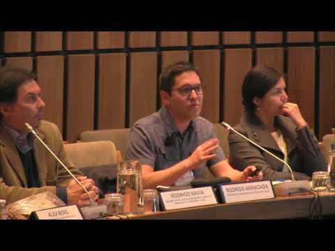 Rodrigo Arriagada // Servicios ecosistémicos y bienestar en comunidades rurales