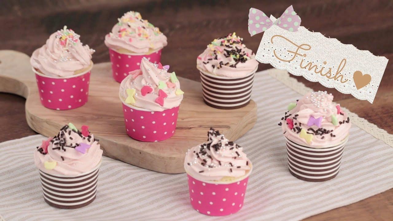 カップケーキ 手作り