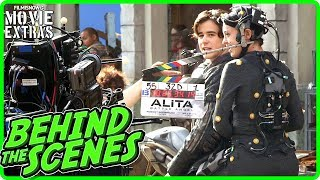 ALITA: BATTLE ANGEL (2019) | Behind the Scenes of Manga Adaptation Movie
