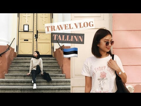 TRAVEL VLOG | ESTONIA🇪🇪TALLINN