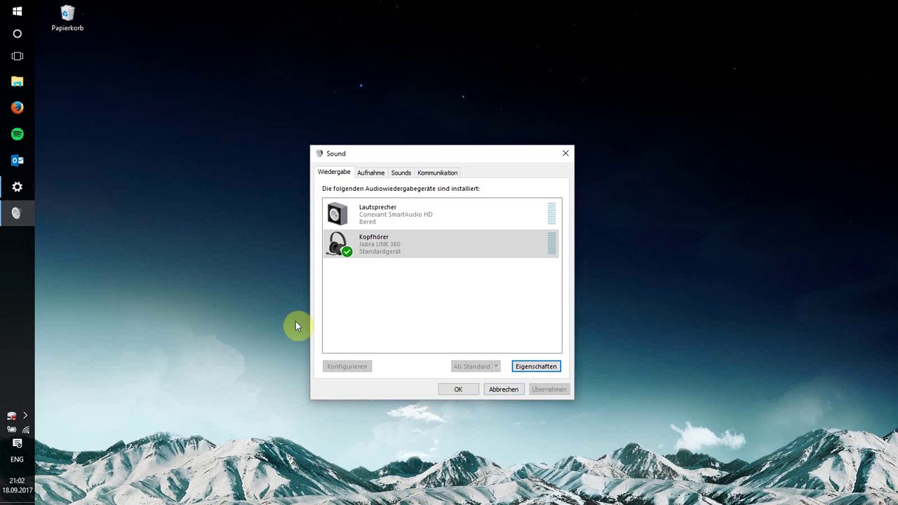 Lautstärke Windows 10 Erhöhen