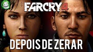 Far Cry 4 - Localização de Amita e Sabal APÓS O FINAL DO JOGO - Vingança | PS4 Gameplay PT-BR