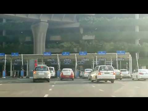 Mumbai international airport car parking