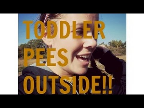 300 SUBSCRIBERS!! | Toddler Pees Outside!! | Daily Vlog