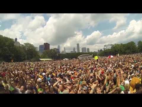 Lollapalooza 2013  Grant Park Chicago