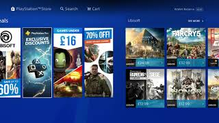PS4 FREE GAME DOWNLOAD NOW! Ubisoft Sale & more
