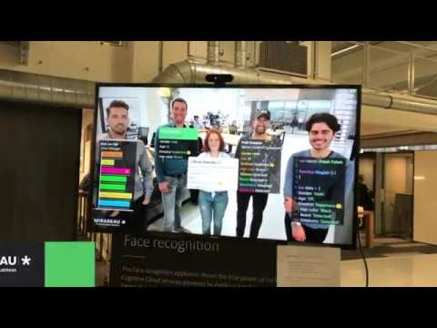 Face recognition: an even more personalized experience