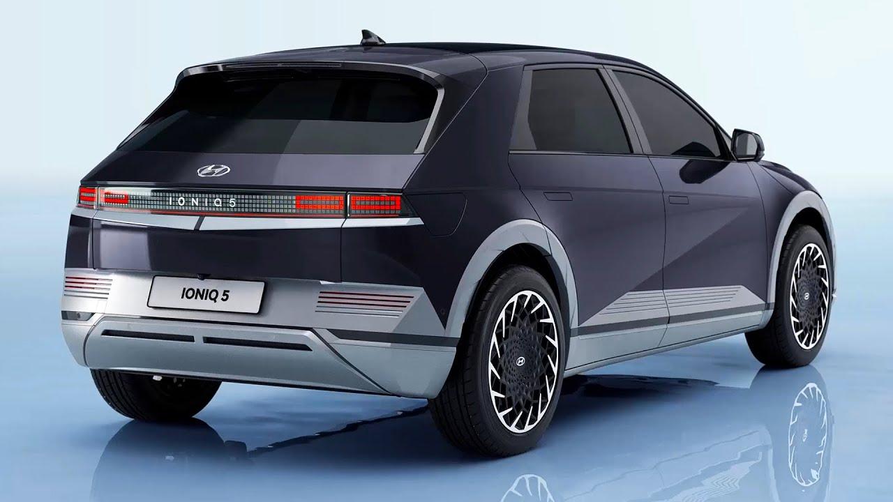 2022 Hyundai Ioniq 5 – Full Review / all-electric midsize CUV