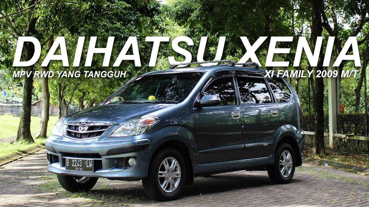 Daihatsu Xenia 2009 Review Test Drive Youtube