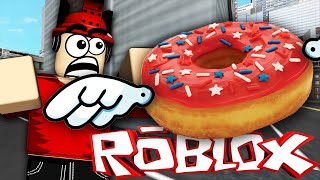 Roblox Adventures / RoCitizens / FLYING DONUTS ?!