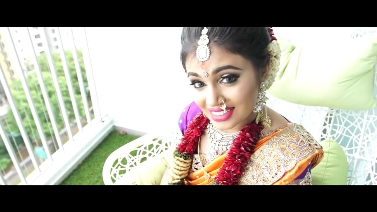 Tamil girl in singapore