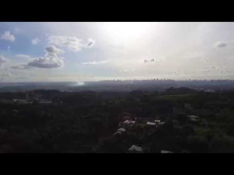 Antipolo Overlooking, Aerial shot