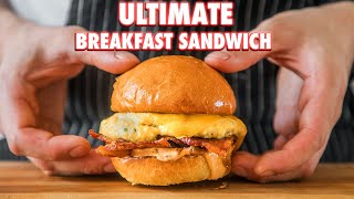 The Perfect Breakfast Sandwich (2 Ways)