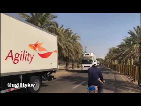 Agility Kuwait Supports Kuwait Red Crescent Initiatives