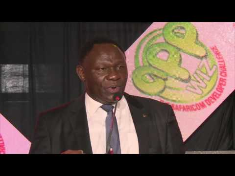 Former ICT Cabinet Secretary Bitange Ndemo tells developers to solve grass root problems