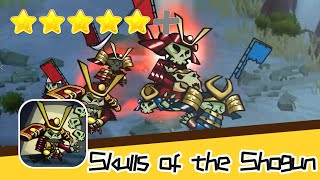 SKULLS OF THE SHOGUN 0-2 BEDLAM BEACH Recommend index five stars