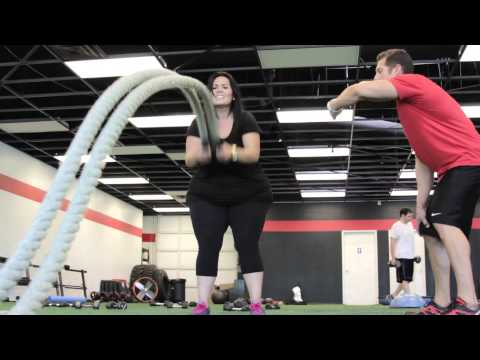 Raw Fitness in Las Vegas with Rosie Mercado from Curvy Girls