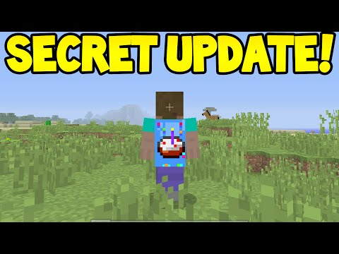Minecraft Xbox One - TU36 Update! OUT NOW?/ SECRET COMING!!