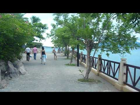 Diamond Bay and Vinpearl Land in Nha Trang