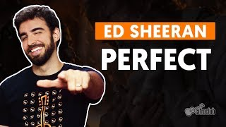 PERFECT - Ed Sheeran (aula de violão completa) Video